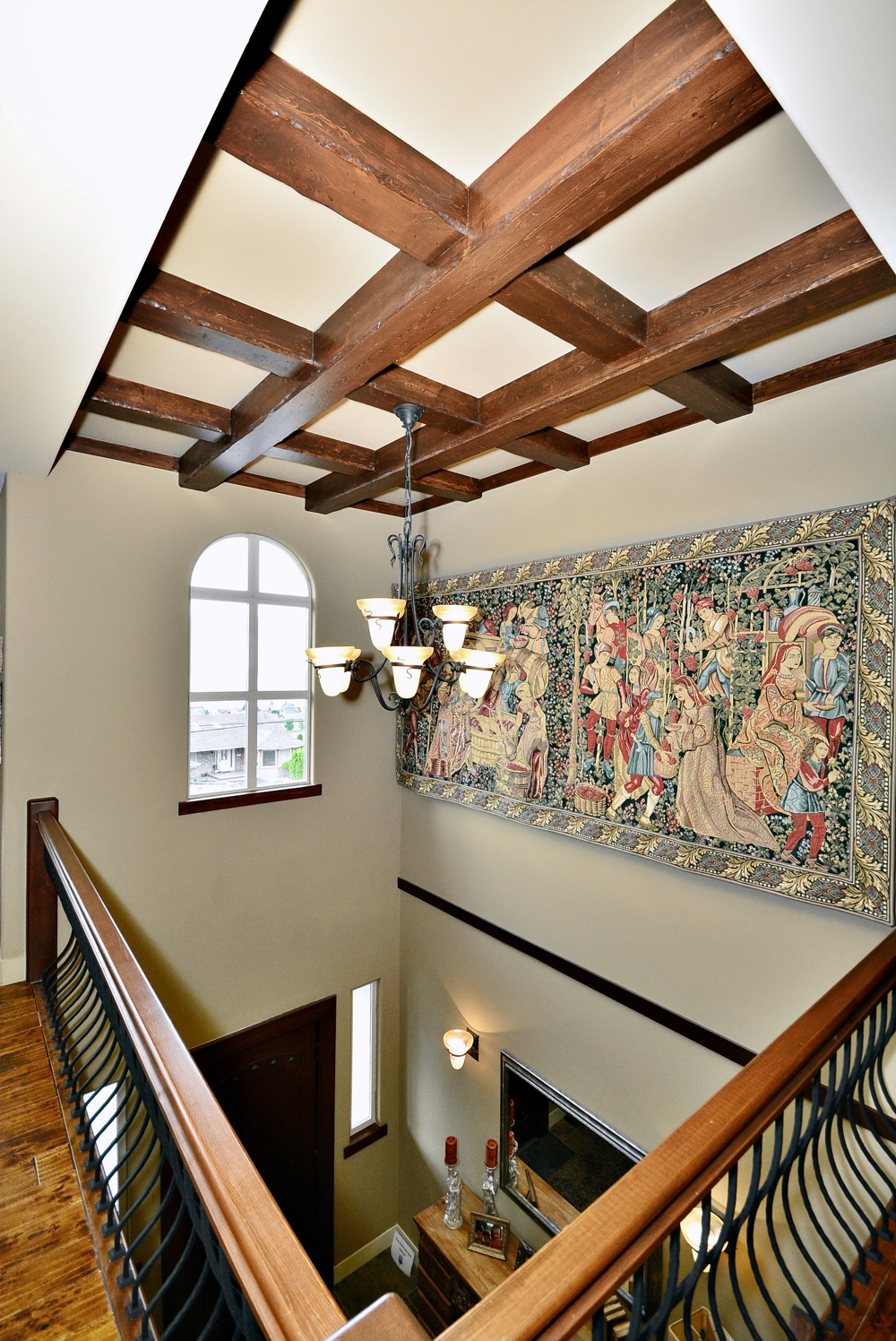 Foyer Ceiling Jobs : Foyer ceiling rebecca april kelowna realtor interior